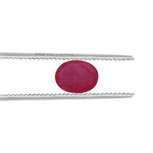 0.40ct Montepuez Ruby (H)