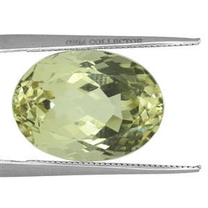 Canary Kunzite GC loose stone