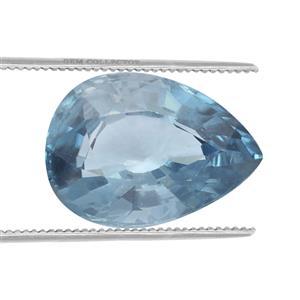 Ratanakiri Blue Zircon  1.41cts
