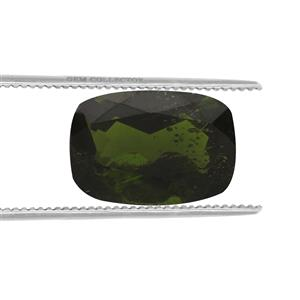 Chrome Diopside Loose stone  2.38cts