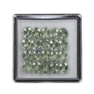 Umba Sapphire Gem Box 6.42cts