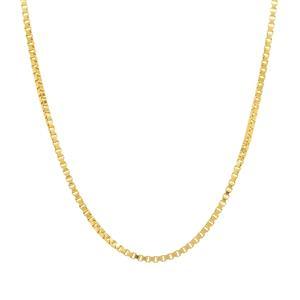 "24"" Midas Couture Venetian Slider Chain 2.23g"
