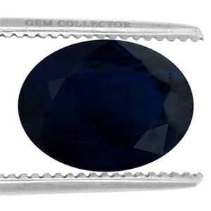 Santorinite™ Blue Spinel GC loose stone  11cts