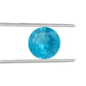 Neon Apatite GC loose stone  0.60ct
