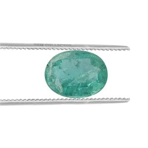 1.85ct Zambian  Emerald (O)
