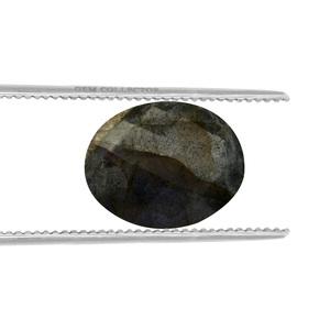 Grey Labradorite GC loose stone 1.95cts