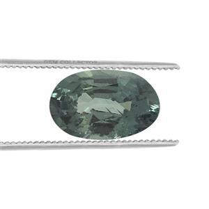 Nigerian Green Sapphire  0.30ct