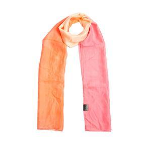 Destello Sunet Ombre 100% silk scarf
