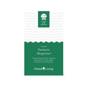 Turmeric Curcumin with Bioperine®