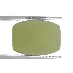 Green Aragonite GC loose stone