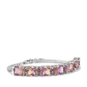19.80ct Anahi Ametrine Sterling Silver Bracelet