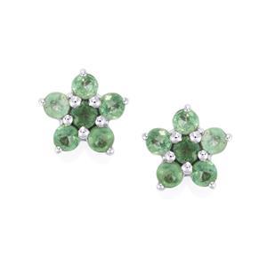 1.83ct Odisha Kyanite Sterling Silver Earrings