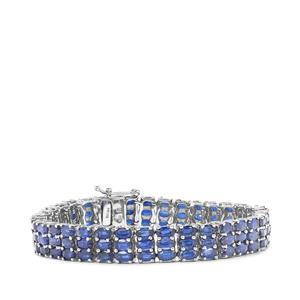 Daha Kyanite Bracelet in Sterling Silver 31.61cts