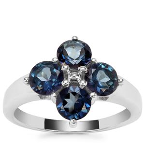 Hope Topaz Ring in Sterling Silver 2.36cts