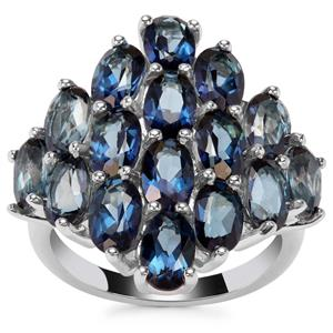 Hope Topaz Ring in Sterling Silver 8.90cts