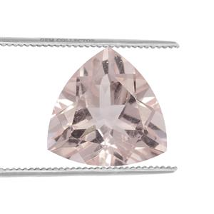 Rose Danburite Loose stone  0.90cts