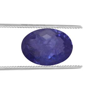 Tanzanite Loose stone  1.25cts
