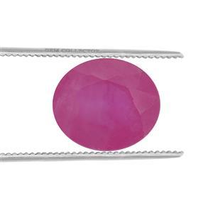 John Saul Ruby Loose stone  0.55ct