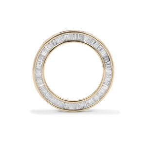 Diamond Pendant in 9K Gold 0.51ct