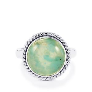 Aquaprase™ Ring in Sterling Silver 5.90cts
