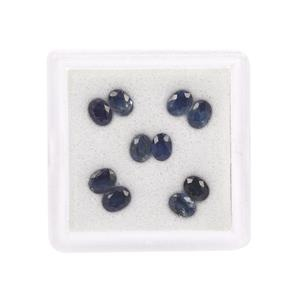 Thai Sapphire Gem Box 2.48cts
