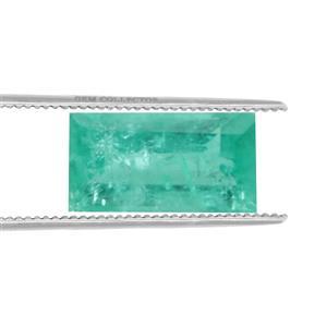 Ethiopian Emerald Loose stone  0.08ct