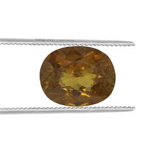 Ambilobe Sphene GC loose stone  5..08cts