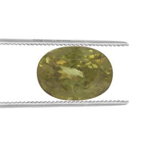 Ambilobe Sphene GC loose stone  5.55cts