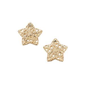 Earrings in 9K Gold