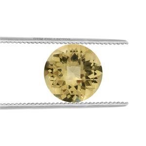Xia Heliodor GC loose stone  4.75cts
