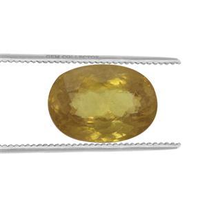 Ambilobe Sphene GC loose stone  5cts