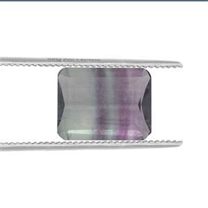 Zebra Fluorite GC loose stone  3.40cts