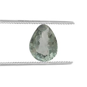 Nigerian Green Sapphire Loose stone  0.08ct