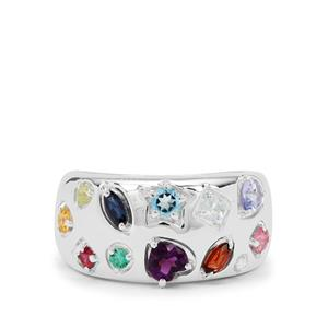 The Gemporia Birthstone Sterling Silver Ring  1.10cts Limited Edition