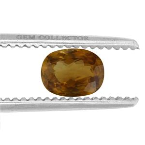Morafeno Sphene GC loose stone  1.65cts