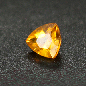 0.14cts Clinohumite