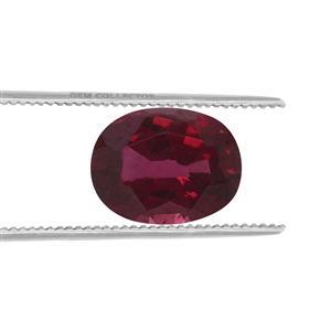 Comeria Garnet Loose stone  1.53cts