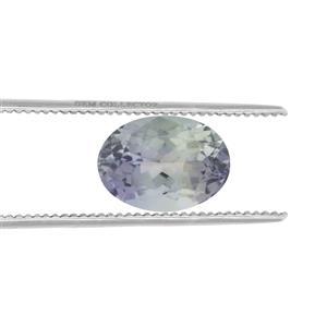 1.20ct Bi-Colour Tanzanite