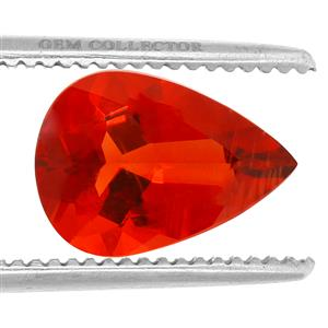 Tarocco Red Andesine GC loose stone  2.55cts