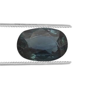 Nigerian Blue Sapphire  0.58ct