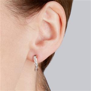 Diamond Earrings in 9K Gold 0.21ct