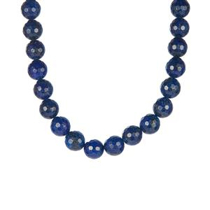 505.70ct Lapis Lazuli Sterling Silver Necklace