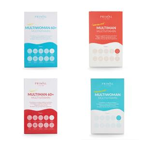 Pack of 3 Multivitamin