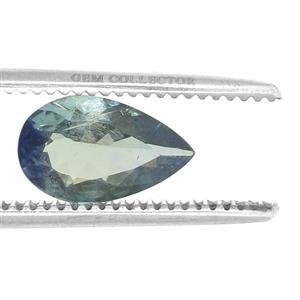 A Tanzanite GC loose stone