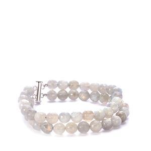 Labradorite Bracelet  in Sterling Silver 149.4cts
