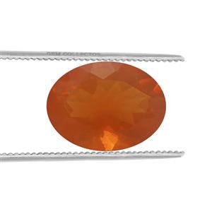 Fire Opal GC loose stone 0.60ct