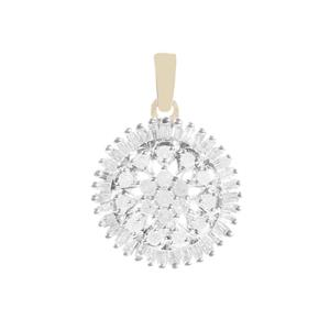 'The Birthday Rosette Diamond'
