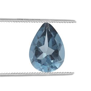 London Blue Topaz Loose stone  0.68ct