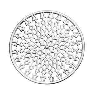 Sterling Silver Solar Energy Disc 3.70g