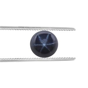 Blue Star Sapphire Loose stone  2.37cts